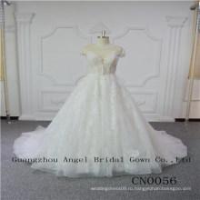 Уникальный Топ Кружева Свадебное Платье