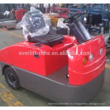 Tractor de remolque eléctrico sentado 2T-4T