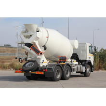 Small Concrete Mixer Truck On Sale