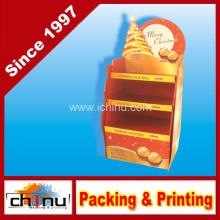 Ferrero Festive Food papel de papelão ondulado placa de exibição (6219)