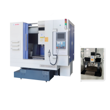 CNC Aluminum Alloy Parts Engraving and Milling Machine
