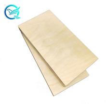 19mm phenolic gule poplar core birch face and back furniture plywood