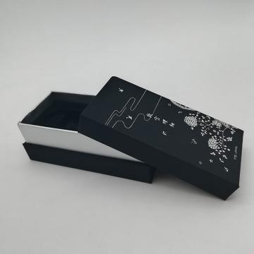 Boîte d'emballage cadeau de rouge à lèvres rigide