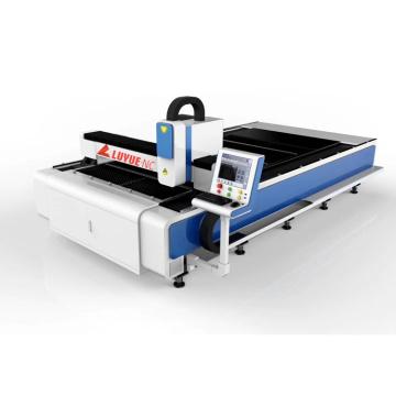 Волоконный лазерный резак для нержавеющей / углеродистой стали / железа / металла