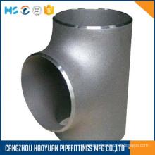 ANSI B16.9 Carbon Steel Seamless Reducing Tee