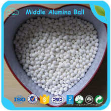 Mittlere Tonerde-reibende Perlen / reibende Kugel für nicht-metallische Mineralien