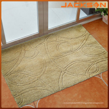 Nouvelle conception Super Soften Home Decor Tapis en caoutchouc d'entrée
