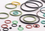 Excellent Anti-chemical Character Oilproof Rubber Seal O Rings For Petroleum Industry