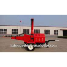 China best diesel wood chipper, 22hp diesel wood chipper,wood chipper with diesel engine