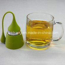 Food Grade Water Drop Tea Ball Drip Silicone Tea Infuser