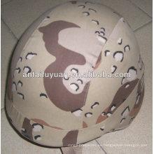Casco militar a prueba de balas de calidad superior con material de Kevlar