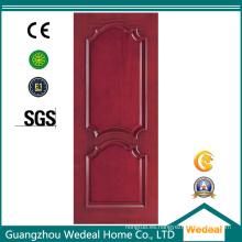 Personalice la puerta interior de madera maciza para proyectos de casas