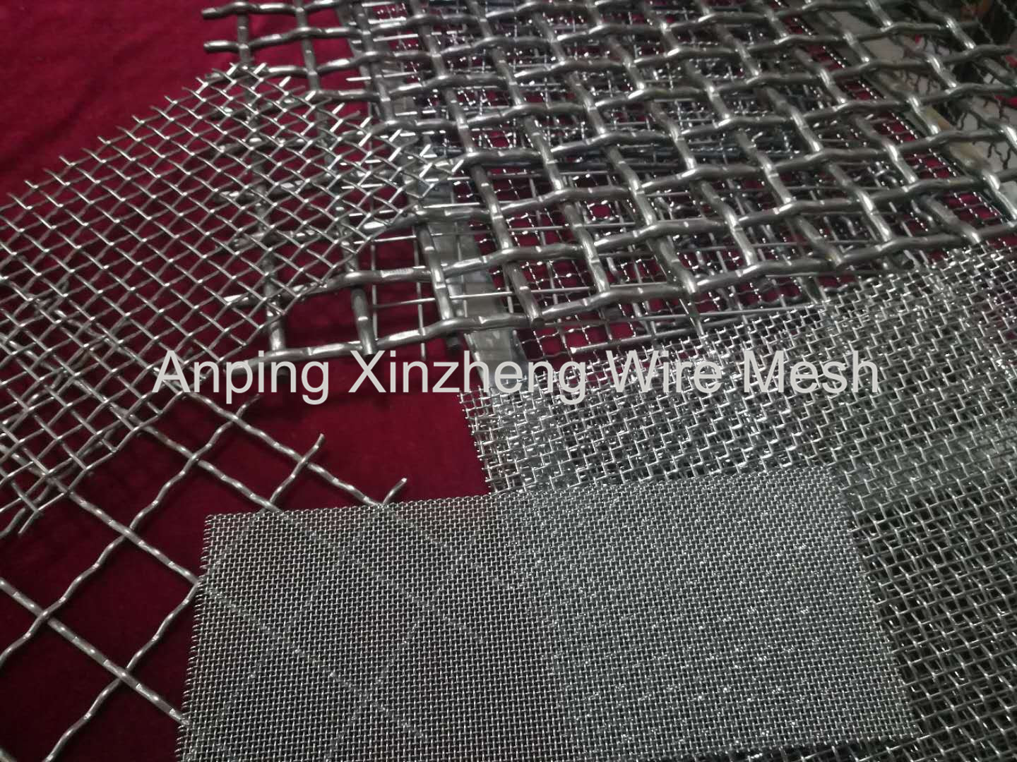 Stainless Steel Crimped Wire