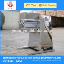 YK160 Máquina granuladora / secadora / secadora de balanceo