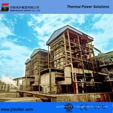 Projets EPC de charbon / biomasse / déchets dans les centrales énergétiques