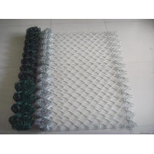 Wholesale Garden PVC Coated Used Chain Link Fence