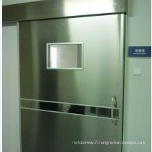 Porte étanche automatique en acier inoxydable
