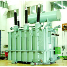 16MVA, 35kV Transformador para horno eléctrico de arco, trifásico, OLTC