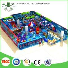 Alta qualidade Multiplayer Kids Playground Luxury Naughty Castle