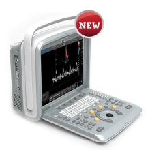 Ультразвуковой сканер цвета Doppler ноутбук портативный (SC-Q9)