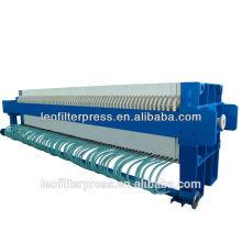 Leo Filter Press presse-filtre à huile pour l'huile usée Recyle filtration