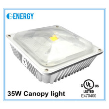 UL DLC listed gas station led canopy lights 35w 150W led canopy light