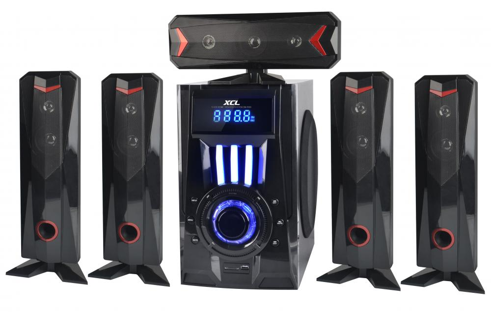 home theater system high bass