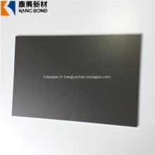Panneau composé en aluminium de tôle galvanisée légère