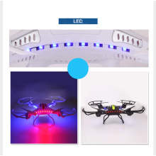 2.4G 4CH RC Quadcopter con cámara HD y giroscopio 6-axis RC Drone UFO