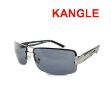 2017 fashion men style stainless frame sunglass with best price