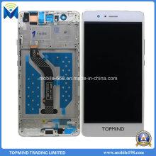 Celular Tela para Huawei P9 Lite Tela LCD com tela de toque com moldura