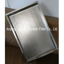 Wholesale stainless steel drying baking tray
