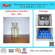 Hidroklorik asit% 36-% 38 Gıda Sınıfı, Endüstriyel Sınıf ve Reaktif Sınıfı