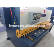 Cisailles à guillotine à faisceau oscillant hydraulique / cisaille à barre oscillante