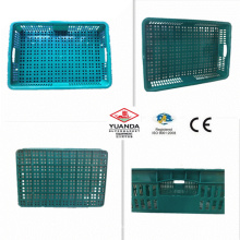 Vegetable Rack Stacking Plastic Basket (YD-ZC-22)