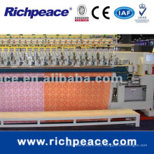 Richpeace Computerized Double Needle Quilting & Embroidery Machine