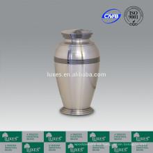 LUXES Metal urnas para las cenizas del animal doméstico y las urnas de la humanas