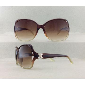Neuer Entwurf kundengebundener Entwurfs-Art- und Weiseglas-moderne Sonnenbrille P02011