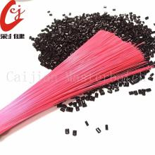 PET Pink Brush Masterbatch Butiran