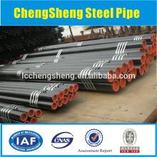 ASTM SA179 Tuyau d'échangeur de chaleur en tube d'acier sans soudure