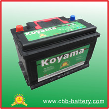O ciclo sere baterias de chumbo-Ácido das baterias de Koyama auto bateria para a bicicleta elétrica