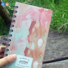 De buena calidad Precio de fábrica 48k Hardcover Spiral Notebook (XLX48120-X01)