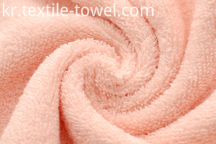 Plain Dyed Bath Towels