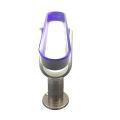 Liangshifu Timer Function Ventilateur sans lame pour plancher oscillant de 18 pouces à écran tactile ABS