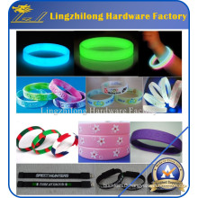 Custom Silicone Wristband Wholesale Rubber Bracelet