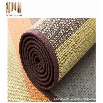 top quality plastic kitchen school woven vinyl floor tiles for balcony