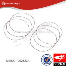 Sello de agua del cilindro Yuchai M1000-1002132A para YC6M