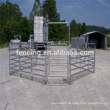 Stahlrohr Viehfarm Zaun Panel