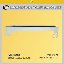 wholesale metal shelf bracket for slot channel