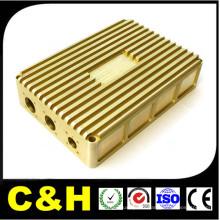 Pièces de pièces de meulage à fraisage CNC Precision